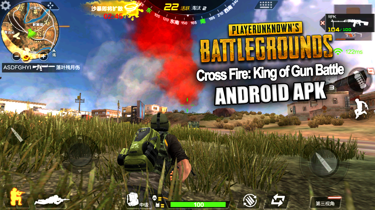Playerunknown S Battlegrounds Maps Loot Maps Pictures: Cross Fire: King Of Gun Battle Android APK